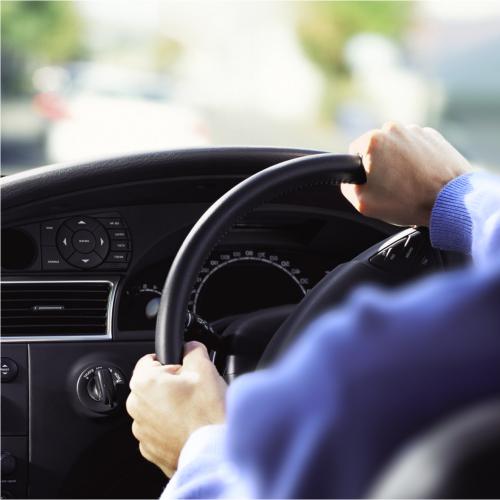 Driving emergencies - Steering failure