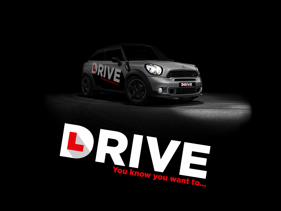 DRIVE - You know you want to   - COMING SOON